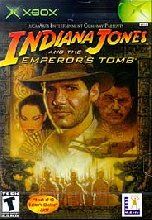 Indiana Jones and The Emperors Tomb