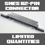 Super Nintendo 62-Pin Connector