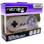 Retro-Bit SNES Wired PC USB Classic Controller