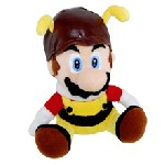 Bee Mario Plush Doll