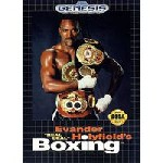 Evander Holyfield Boxing